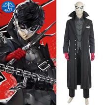 Persona P5 JOKER Kaitou Cosplay Costume Game Protagonist Uniform Full Set - $127.70+