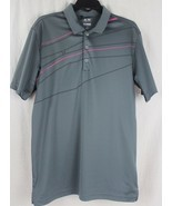 Adidas Puremotion Camisa Polo Golf Color Gris TALLA M - €14,60 EUR