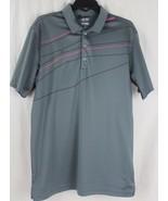 Adidas Puremotion Camisa Polo Golf Color Gris TALLA M - €14,60 EUR