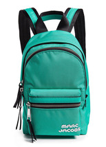 MARC JACOBS Double Zipper Mini Backpack ~NWT $175~ Sage Green - $123.75