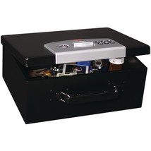 First Alert .27 Cubic-ft Digital Locking Steel Security Box FAT3035DF - $74.52