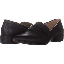 Franco Sarto Zelda Pointed Toe Loafers 128, Black, 11 US / 41 EU - $23.99