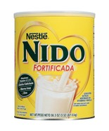 Nestle NIDO Fortificada Evaporated Whole Dry Powdered Milk 56.3oz 1.6Kg ... - $33.24
