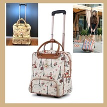 Travel Shopping Sport Carry On Camping Bag Handbag Luggage Suitcase Wate... - $88.11