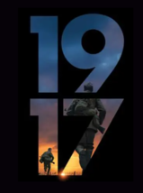 1917 BLU-RAY Disc ONLY!!! Awesome 3 Academy Awards Movie Sam Mendes Insp... - $15.97