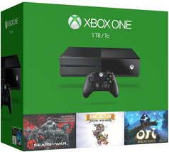 Microsoft Xbox One 1TB Spring Bundle - $325.51