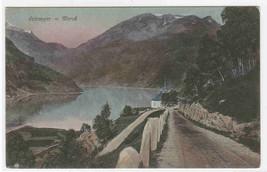 Merok Geiranger Norway 1910s postcard - $6.44