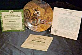 "Königszelt Bavaria ""Rumpelstilzchen"" Commemorative Plate by Charles Gehm AA20-CP image 3"