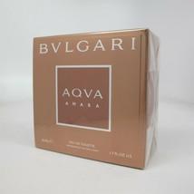 AQVA AMARA by Bvlgari 50 ml/ 1.7 oz Eau de Toilette Spray NIB - $59.39
