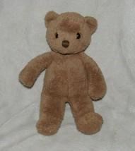 """Brown Bear Plush 10"""" Commonwealth 2004 Stuffed Animal Tan - $17.82"""
