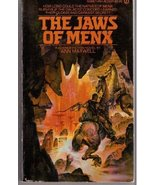 The Jaws of Menx Ann Maxwell and aka Elizabeth Lowell - $9.69