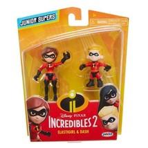 Disney Pixar Incredibles 2 Super Juniors Elastigirl and Dash 2 Pack - $25.99