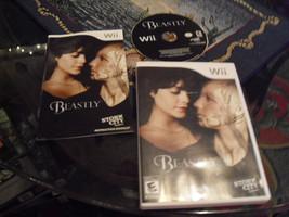 Beastly  (Nintendo Wii, 2011) - $9.89