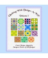 Quilt With Design-A-Knit V.2 HK Graphs MK DAK - $5.00