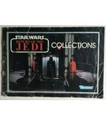 STAR WARS Return of the Jedi small vintage 24-page toy catalog (1983) Ke... - £11.98 GBP