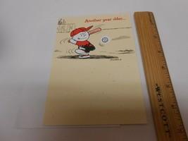 New Hallmark Peanuts Happy Birthday Greeting Card for anyone all basebal... - $6.44