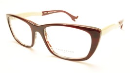 Authentic Face A Face Bocca Sexy 2 Col 214 Dark Red Tortoise Vanilla Eye... - $430.02