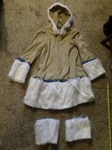 Sexy Eskimo Native Temptress Girl Junior Women Arctic Cutie Underwraps L... - $24.75