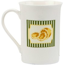 C.R. Gibson Jessie Steele Gift Set with 2 Mugs in Decorative Tin, Summer... - $14.50
