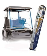 The Original Weathershield Golf Cart Windshield - $43.93