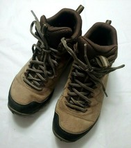 Merrell Womens Siren Traveller Q2 Mid Brown Hiking Waterproof Boots Sz 9 J46554 - $47.33