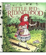 Little Red Riding Hood Hardcover Book Ashley Cr... - $1.99