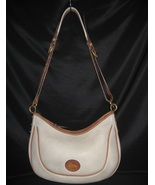 Vintage Dooney and Bourke Handbag Purse Bag Leather Large - $22.99