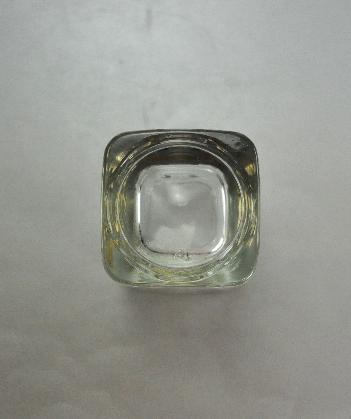 Fort McDowell Casino Arizona 777 Shot Glass Gold Trim