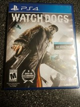 Watch Dogs (Sony PlayStation 4, 2014) - $12.86