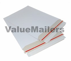 1000 - 7x9 Rigid Photo Cd Dvd Mailers Stay Flats 100.10 - $249.90