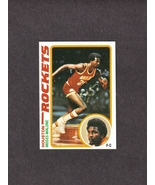 1978-79 Topps # 38 Moses Malone Houston Rockets NM - $1.50