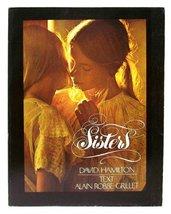 Sisters [Nov 01, 1977] David Hamilton and Alain Robe Grillet - $42.57