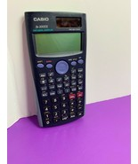 Casio FX-300ES Scientific Calculator Natural Display Two Way Power NO COVER - $4.99