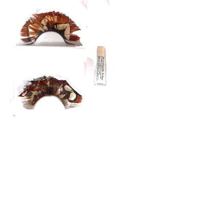 Studio Butterfly feather False Eyelashes Eyelash UK Bonanza
