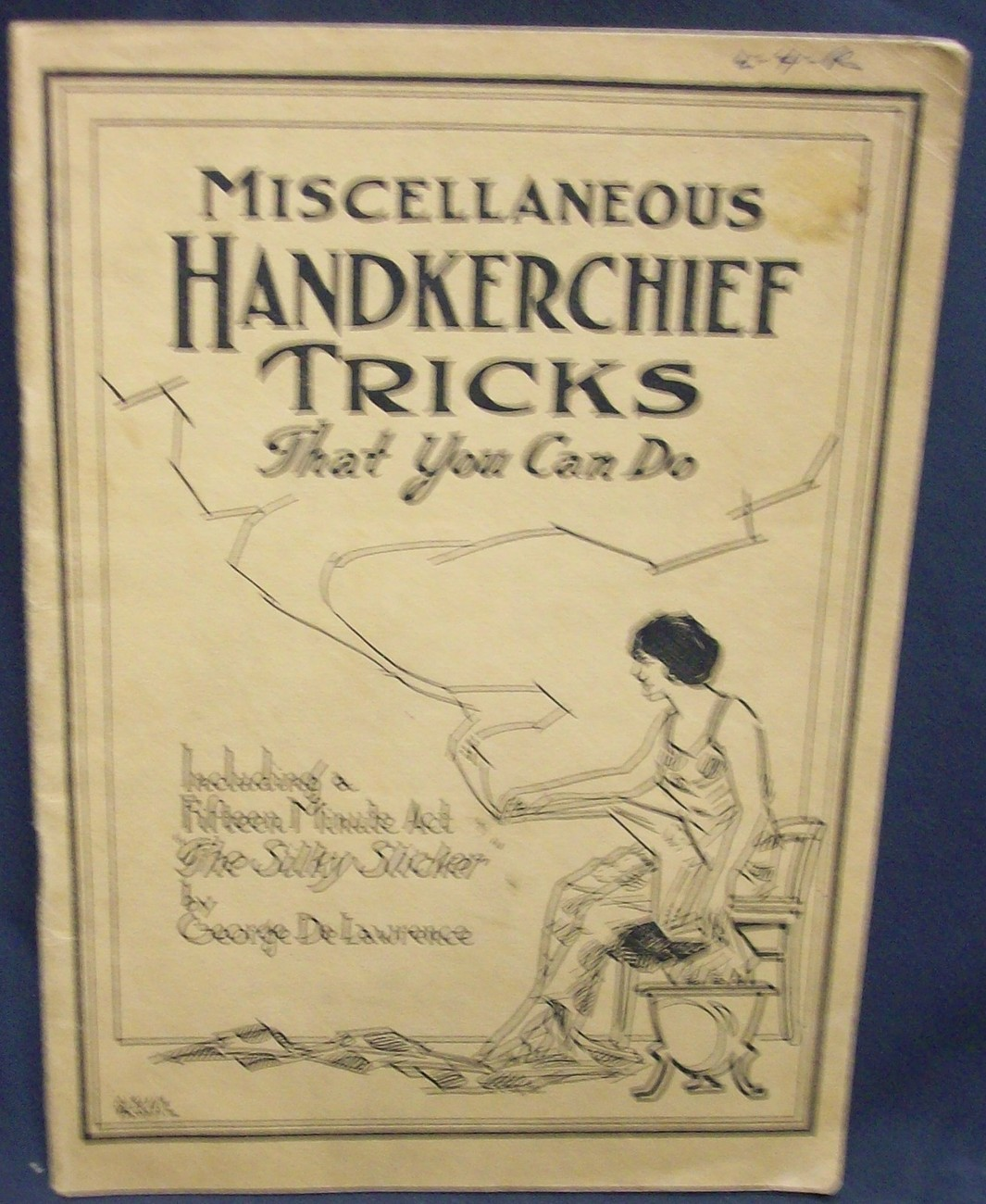 Miscellaneous Handkerchief Tricks You Can Do