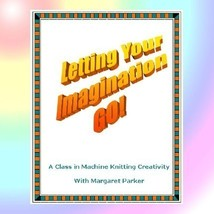 Letting Your Imagination GO - Creative Knitting... - $1.08