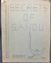 Secrets of Sandu - $27.31