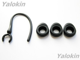 3 Black Small Elipse Earbuds for Jawbone ERA - $10.44