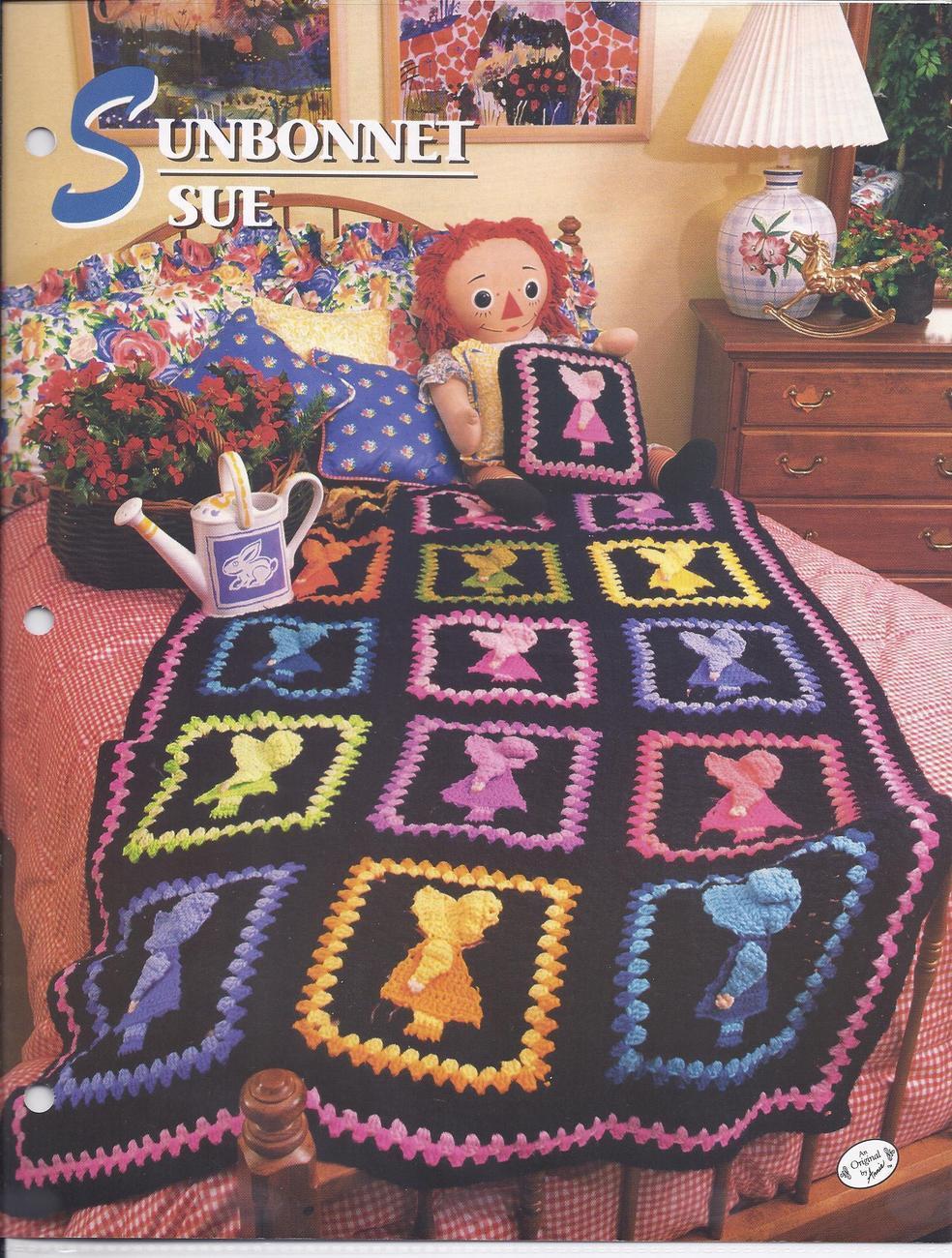 Crochet pattern 702