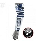Baseball Sports Compression Dri-Fit Arm Sleeve Star Wars R2D2 - $8.99