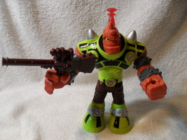 """Talking Light-Up Slash the Red Giant 9"""" Planet Heroes Action Figure Weap... - $29.99"""