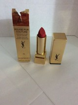 Yves Saint Laurent-Rouge Pur Couture Lipstick #75 Rose Mix 0.13 Oz New Ship Free - $20.00