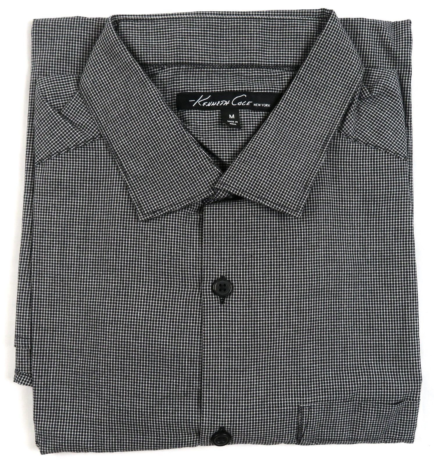 Kenneth Cole New York Shirt Men's Long Sleeve Button-down #28
