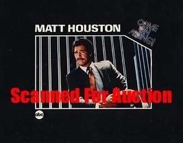 Lee Horsley  Matt Houston T shirt  4231 - $21.95