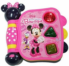 Disney Minnie Mouse My First Learning Book Sight Sound 12M+ - English Sp... - $24.99