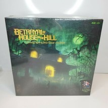 Betrayal at House on The Hill Board Game 2nd Edition Avalon Hill Ages 12... - $38.75