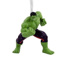 Hallmark Christmas Ornaments, Marvel Avengers Hulk Ornament - $13.23