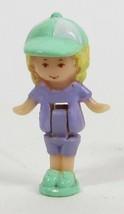 1992 Vintage Polly Pocket Doll Ladybird Pen Pal - Polly Bluebird Toys - $7.50