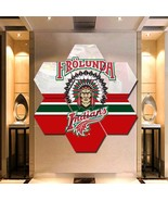 FHC Frolunda Indians Wall Art Canvas Painting Poster Decor 7 Hexagon Pan... - $94.99+
