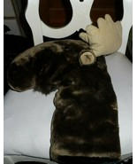 """Golf Club Head cover - brown Moose by ProActive Sports 13"""" - $35.00"""